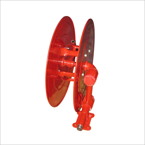 Swinging Fire Hose Reel Drum