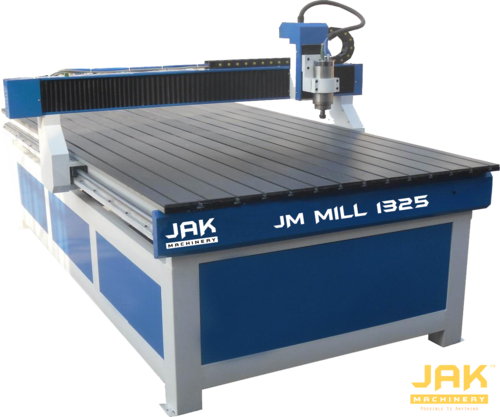 CNC Engraving and Milling Machine