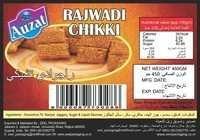 Rajwadi Chikki