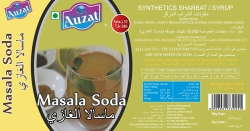 Masala Soda Sharbat