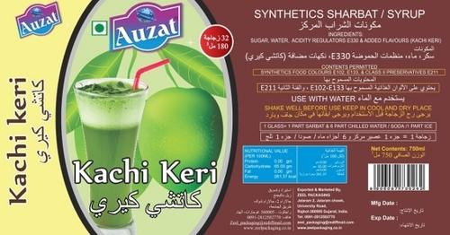 Kachi Keri Sharbat
