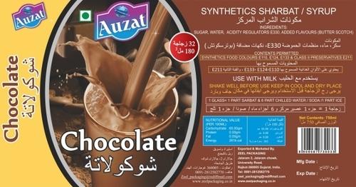 Chocolate Sharbat