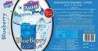 Blueberry Sharbat