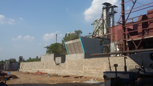 Cooling Tower Erection Services