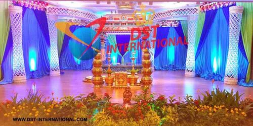 South Asian Wedding Stage