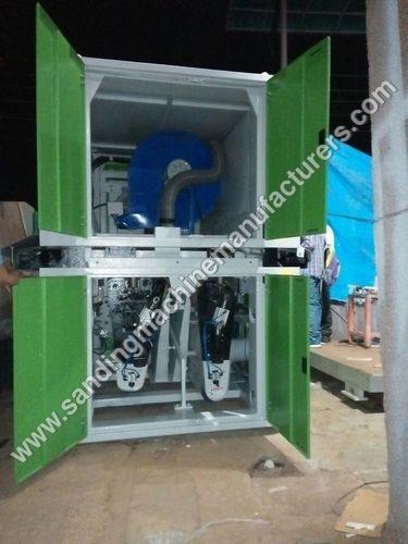 Ply Sander Machine