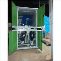 Bottom Double Head Sanding Machine