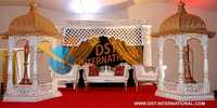 Rajwada Wedding Stage