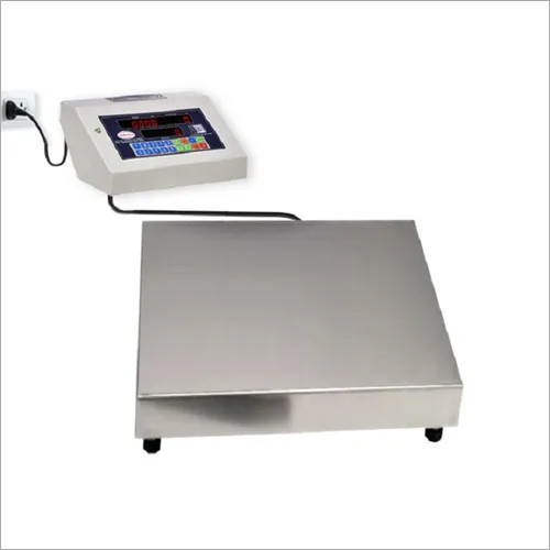 Single Load Cell Platform Scale