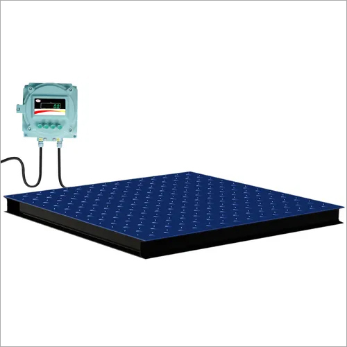 Flame Proof Platform Scales