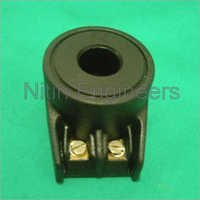 Solenoid coil 2 Pin Molded