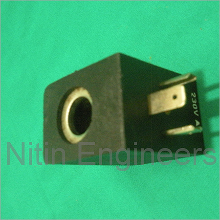 Solenoid coil GG 3 Pin type