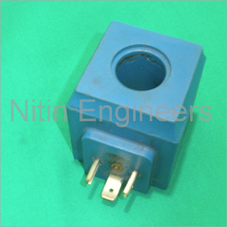 Solenoid coil Vickers med