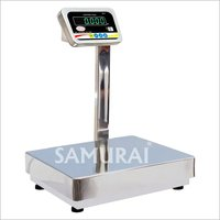 Stainless steel bench scales