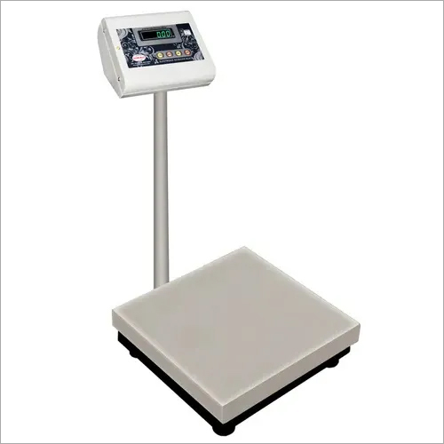 Weighing Scale Bench