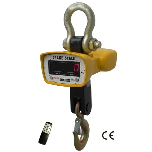 ELECTRONIC CRANE WEIGHING SCALE