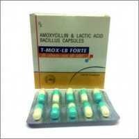 Amoxycillin & Lactic Acid Bacillus Capsules