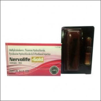 Methylcobalamin, Thiamine Hydrochloride, Pridoxine Hydrochloride & D-Panthenol Injection