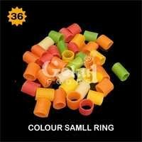 Color Small Rring Fryums