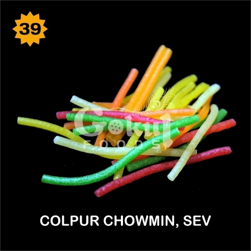 Colore Chow Mein fryums