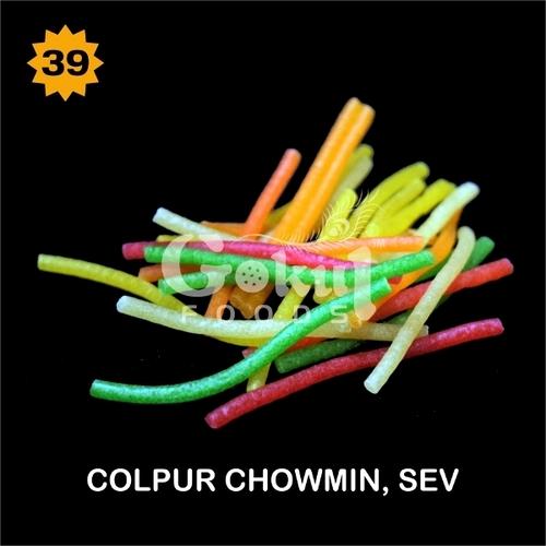 Colore Chow Mein fryums