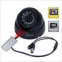 Memory Card CCTV Dome Camera