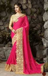 Fashionable Georgette Saree