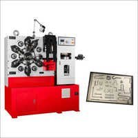 Heavy Duty Wire Forming Machine