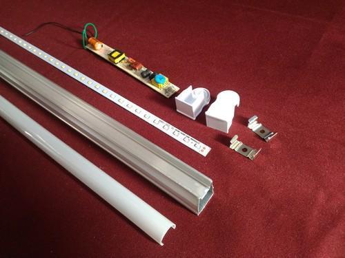 Solar LED Rechargeable Tube Light