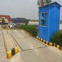 Pit Mounted Weighbridges