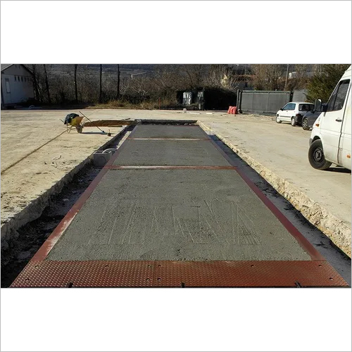 Weighbridge & Accessories