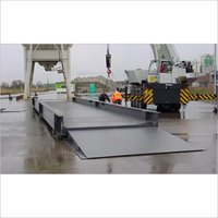 Robust weighbridge