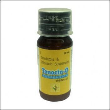 Ornidazole & Ofloxacin Suspension