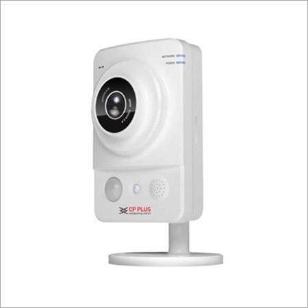 IP CCTV Cube Camera