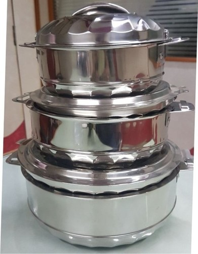 3 PCS SET HOTPOT CASSEROLES