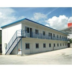 Prefabricated Labour Hutments