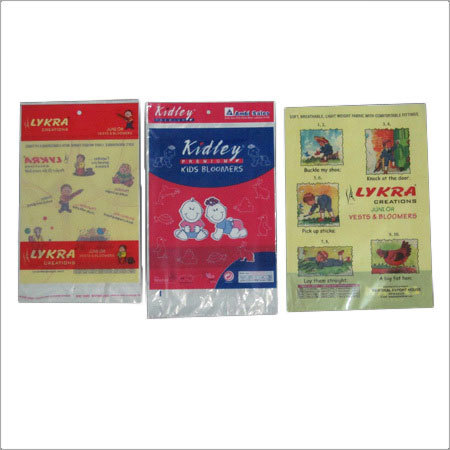 BOPP Stationary Poly Bags
