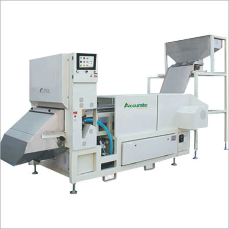 Belt Color Sorter Machine