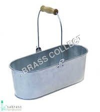Galvanized Garden Hanging Bucket
