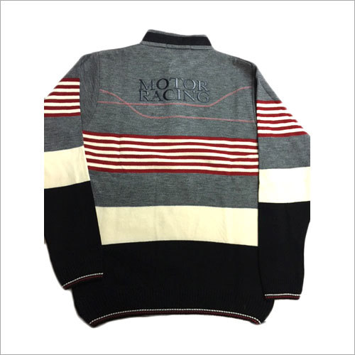 Men's Full Sleeves Pullover
