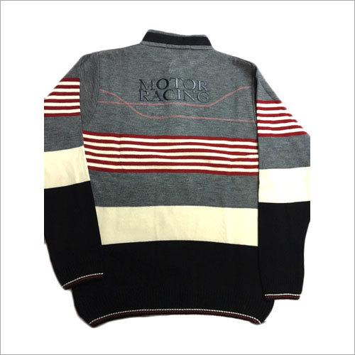 Men's Full Sleeves Pullover