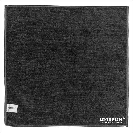 Microfiber Car Cleaning Grey Cloth