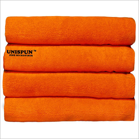 Microfiber Orange Gym Towel