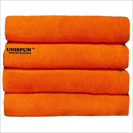 Microfiber Orange Gym Towel