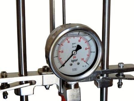 Gas Volume Tester