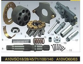 Hydraulic Piston Pump Repairing