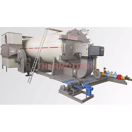 Liquid Fuel Fired Thermic Fluid Heaters