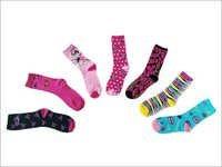 Lady Jacquard Socks
