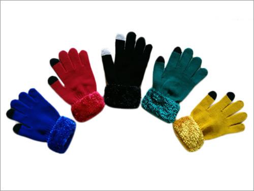 Ladies Cotton Gloves