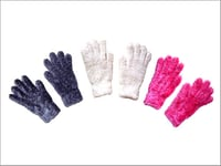 Feather Gloves
